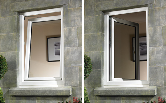 Tilt and Turn Windows and Doors